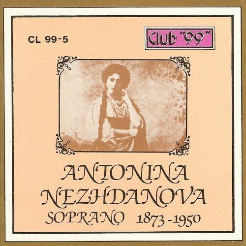 Antonina Nezhdanova Soprano 1873-1950 (1989-05-03)
