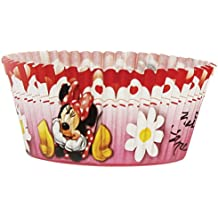Amscan - Molde para hacer cupckaes y magdalenas Minnie Mouse (Amscan International 995248)