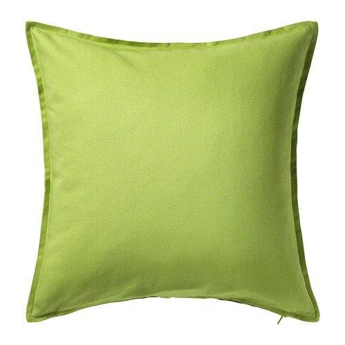 IKEA Gurli - Kissenbezug, grün - 50x50 cm (Ikea Kissenbezüge)