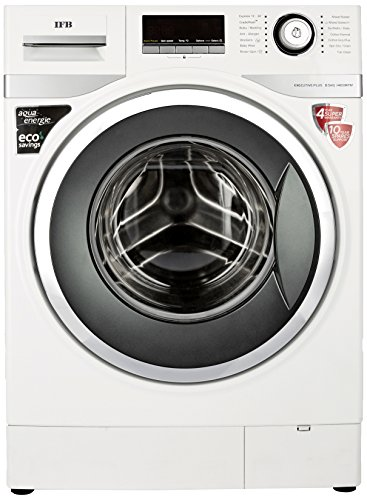 IFB 8.5 kg Fully-Automatic Front Loading Washing Machine (Executive Plus VX, White)