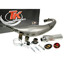 Turbo Kit Carreras 80Tubo de escape para Yamaha DT 50, TZR 50Am6