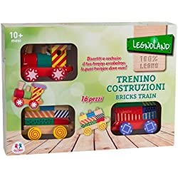 Legnoland Trenino Trainabile,, Globo-35693