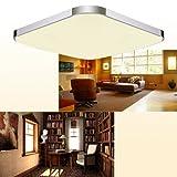 HENGDA® 36W LED warmweiß Deckenleuchte 2880lm Schlafzimmer Leuchte Flur Deckenlampe Badlampe ip44 Energiespar Lampe