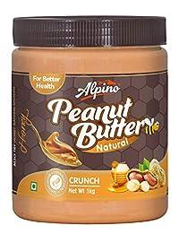 Natural Honey Peanut Butter Crunch 1kg