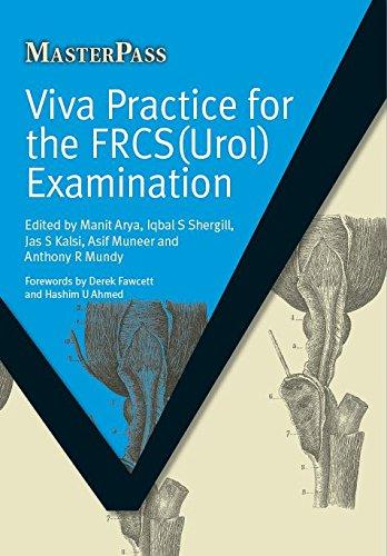 Viva Practice For The Frcs(urol) Examination (masterpass) por Manit Arya epub