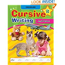 Cursive Writing Book (Small Letters) - Part B
