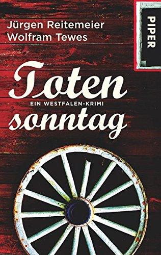 Preisvergleich Produktbild Totensonntag: Kriminalroman (Westfalen-Krimis, Band 2)
