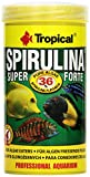 Tropical Super Spirulina Forte (36%) Flockenfutter, 1er Pack (1 x 250 ml)