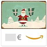 Buono Regalo Amazon.it - Digitale - Babbo Natale Retrò