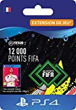 FIFA 20 Ultimate Team - 12000 FIFA Points DLC - Code Jeu PS4 - Compte français