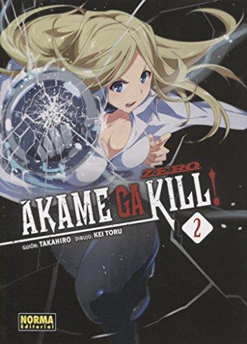 Akame Ga Kill! Zero 2