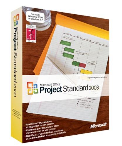 Project Standard 2003