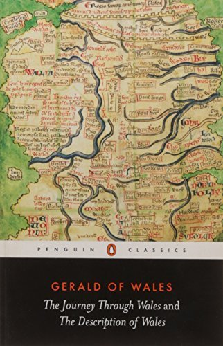 The Journey Through Wales and the Description of Wales (Classics) by Gerald of Wales Giraldus Cambrensis (1978-09-28)