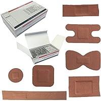 3Boxen von Steroplast Premium Heavy Gewicht Stoff Ultra selbstklebend steril Tan 100sortiert Pflaster preisvergleich bei billige-tabletten.eu