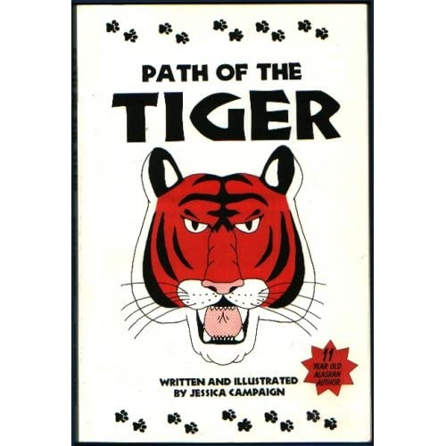 The path of the tiger