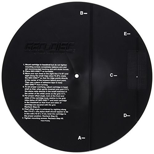 Geo-Disc Phono Cartridge [Vinyl LP]