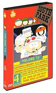 South Park : Saison 4 (Vol.13) : Cartman s'inscrit à la Nambla / Tampons en cheveux de Cherokee / Chef pète les plombs / Un truc qu'on peut faire avec le doigt