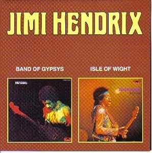 Band of Gypsys (1970) / Isle of Wight (1971) (UK Import)