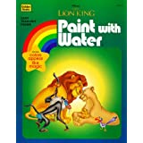 Disney's the Lion King Paint With Water/100 Quantity