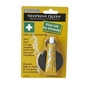 Northcore Neoprene Queen Wetsuit Repair Kit - Yellow