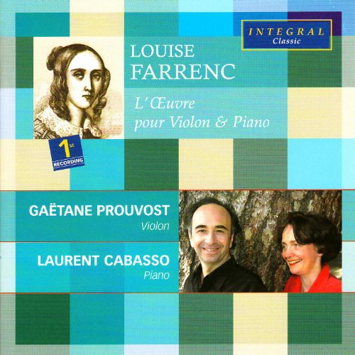Farrenc: Sonatas Nos. 1 and 2 & Variations