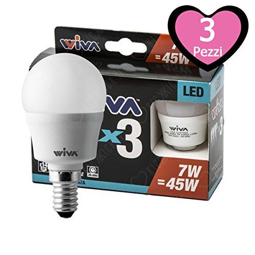 Glühbirne LED E147W 540LM Licht Natur 3Stück -