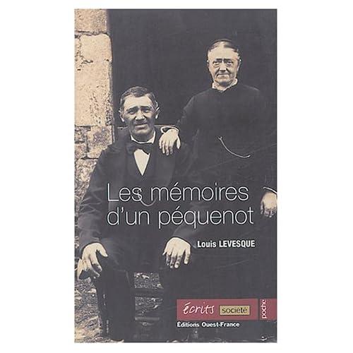 Les mémoires d'un péquenot