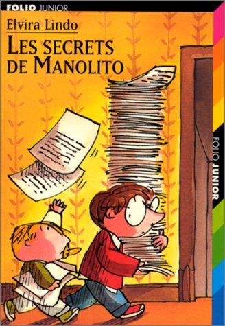 La grande encyclopédie de ma vie : Les secrets de Manolito par Elvira Lindo