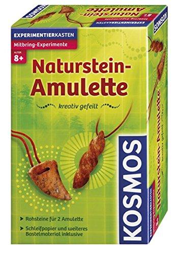 Kosmos 657307 - Naturstein-Amulette