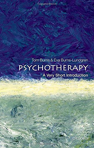 Psychotherapy: A Very Short Introduction (Very Short Introductions) por Tom Burns