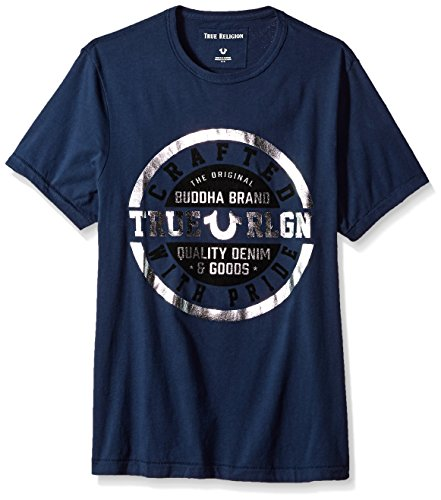 True Religion SS Crafted Tee - Large