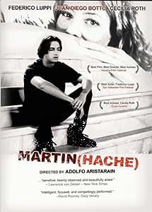 Martin Hache [Import USA Zone 1]