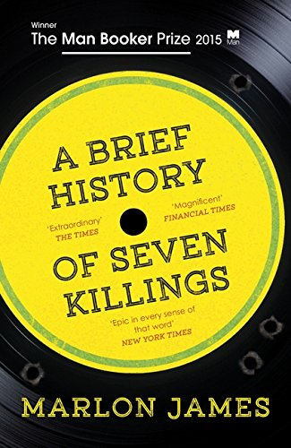 A Brief History Of Seven Killings por Marlon James