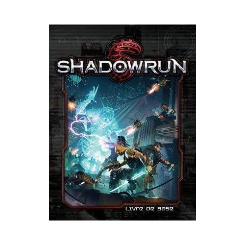 Blackbook Éditions - Shadowrun JDR - 5ème Edition : Le Livre de Règles