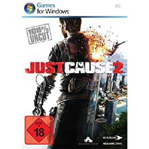 Just Cause 2 [PC Steam Code]
