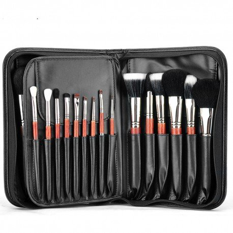 Kit 29 pinceaux maquillage gamme professionnelle