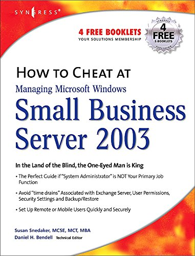 Landes-server (How to Cheat at Managing Windows Small Business Server 2003: In the Land of the Blind, the One-Eyed Man is King)