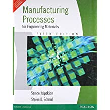 Manufacturing Process for Engineering Materials