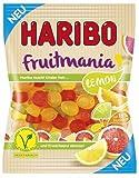 Haribo fruitmania Lemon Golosinas vegetarisch 6x 175g