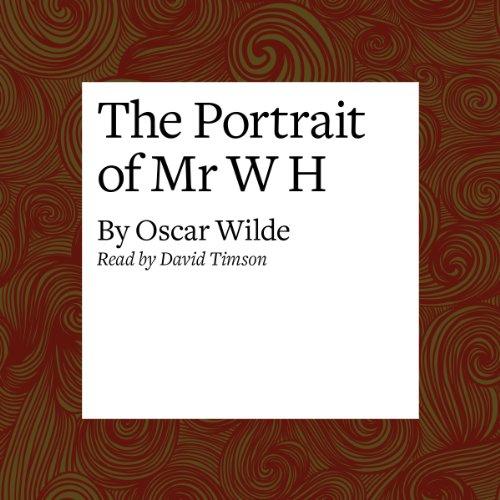 The Portrait of Mr. W H  Audiolibri