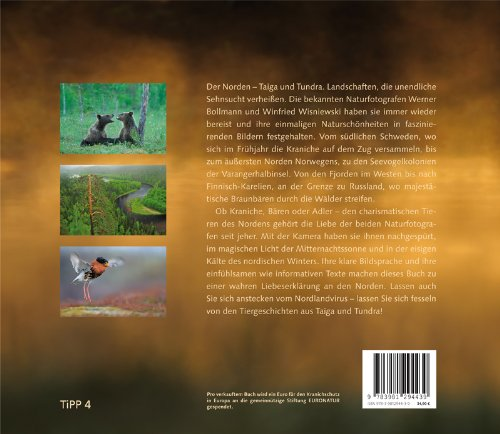 Nordische Momente: Tiergeschichten aus Taiga und Tundra: Alle Infos bei Amazon