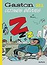Gaston - tome 21 - Ultimes bévues ) par Franquin