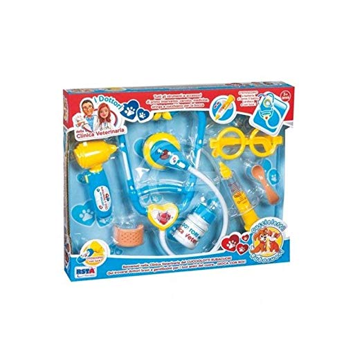 rstoys - Ronchi Supe - Playset Doctores cucciolotti,, 3.st10166