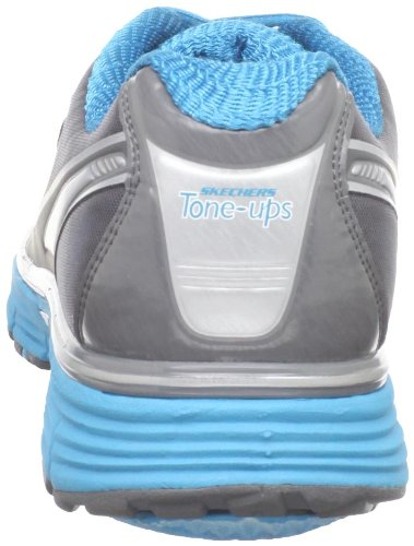 Skechers Ready Set Excite 11760 CCHP, Sneaker donna Grigio (Grau/CCTQ)