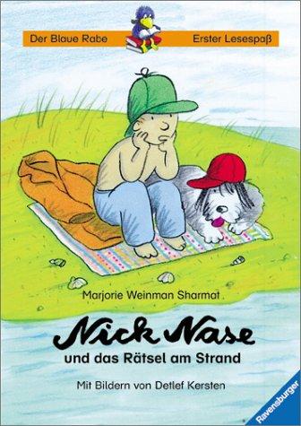 Nick Nase und das Rätsel am Strand (Der Blaue Rabe - Erster Lesespaß)