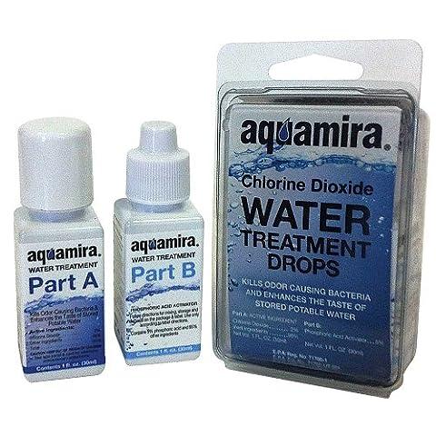 Aquamira Water Treatment Drops 1