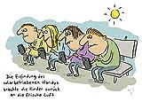 1709 Cartoonpostkarte