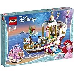 Lego Disney Princess Barca della Festa Reale di Ariel, 41153