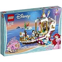 LEGO Princesas Disney - Barco real de ceremonias de Ariel, única (41153)