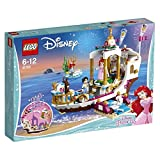 LEGO Disney 41153 - Princess Arielles königliches Hochzeitsboot, Kinderspielzeug